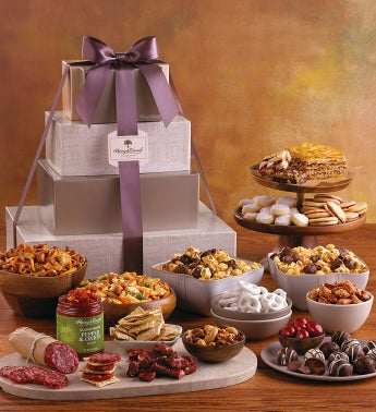 ultimate premium delights gift tower