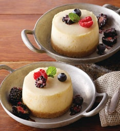 Mini Cheesecakes – Two Singles