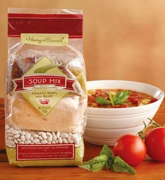 Tomato Basil and Bean Soup Mix