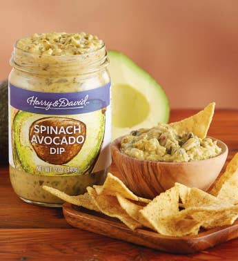 Spinach Avocado Dip