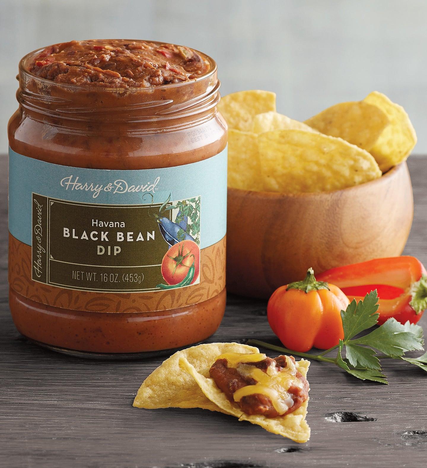 Havana Black Bean Dip