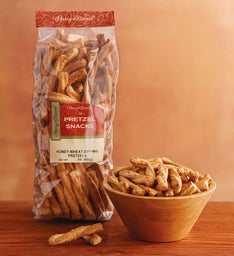 Honey Wheat Dipping Pretzels (1 lb)