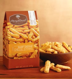 Aged Sharp Cheddar Cheese Straws (4.5 oz)