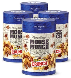 Moose Munch® Premium Popcorn - Nestlé® Buncha Crunch® - 4 Pack