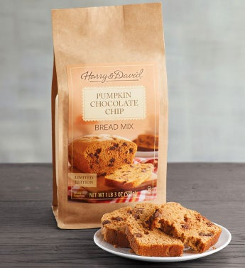 Pumpkin Chocolate Chip Bread Mix