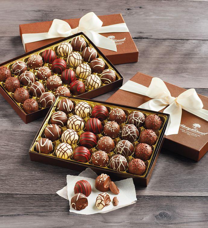 Deluxe Signature Chocolate Truffles