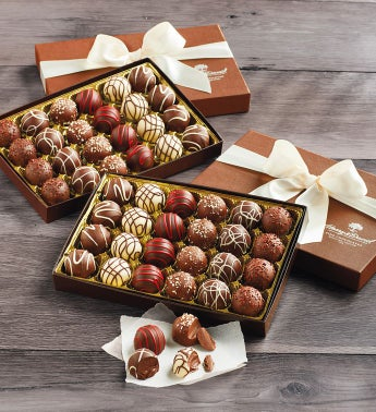 Deluxe Signature Chocolate Truffles