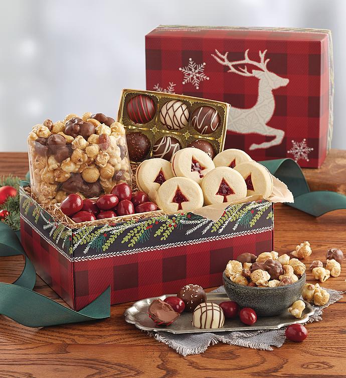 Holiday Sweet Treats | Gift Boxes | Harry & David