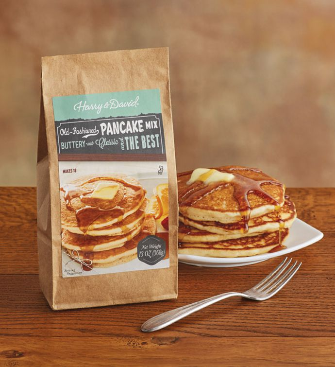 Christmas gift ideas for dad homemade pancake