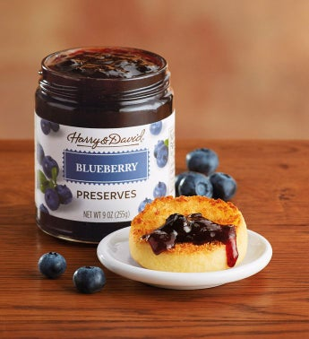 Blueberry Preserves