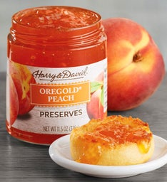 Oregold Peach Preserves