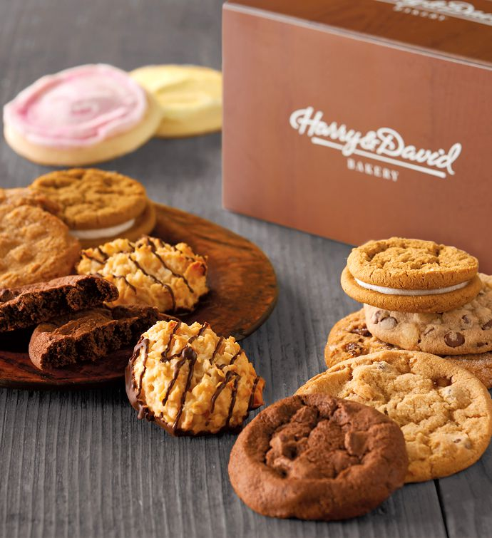 Pick 12 Homemade Cookies Cookie Delivery Harry David