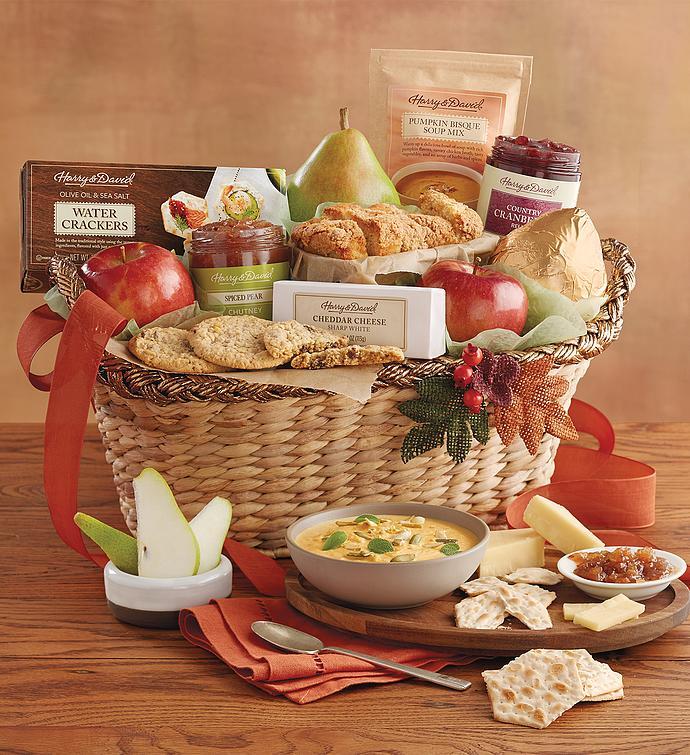 Harvest Gift Basket | Gourmet Food Gift Baskets | Harry & David