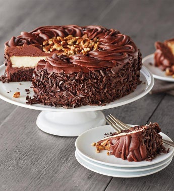 Ultimate Chocolate Cake Cake Delivery Harry Amp David