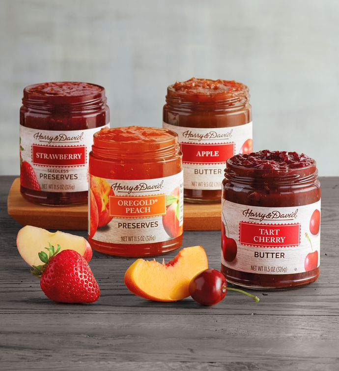 Pick Four Preserves and Butters