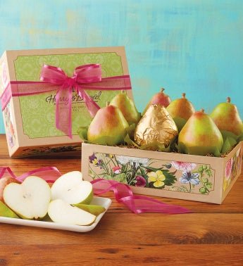 Mother's Day Pears Gift Box