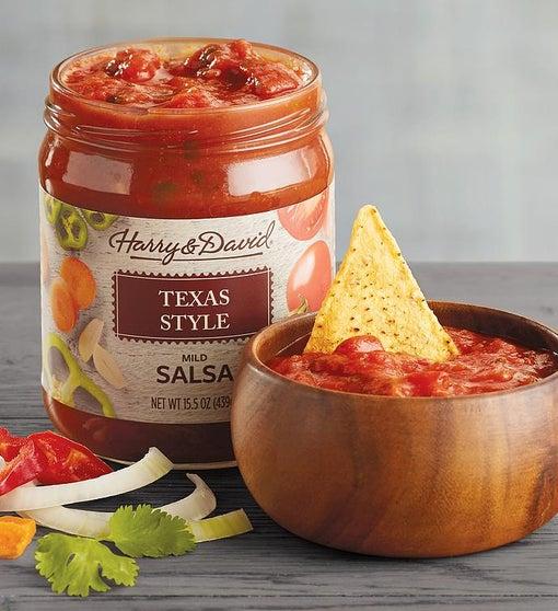 Texas-Style Salsa