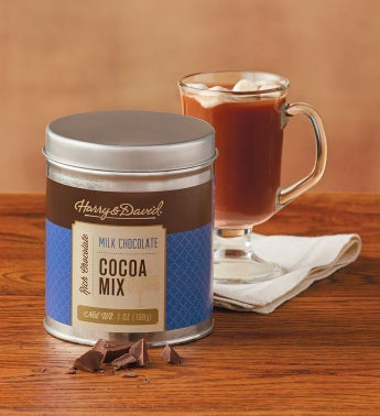 Milk Chocolate Cocoa Mix