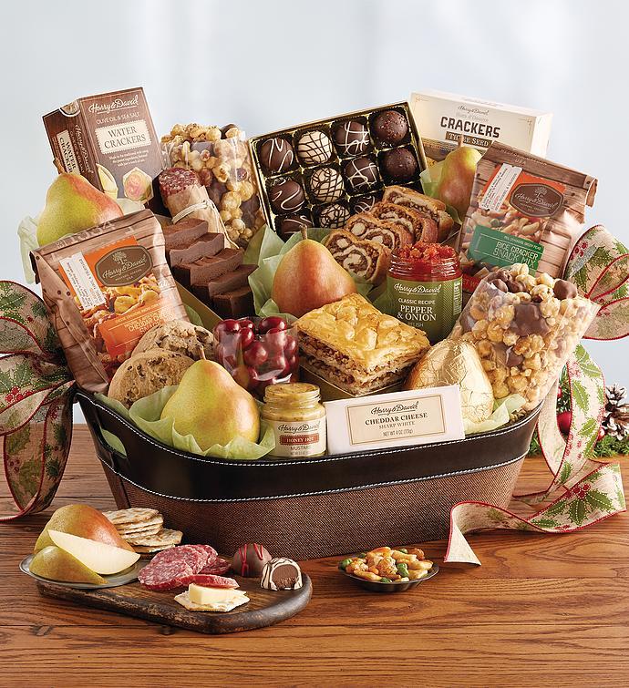 Hearthside Gift Basket | Christmas Gift Baskets | Harry & David