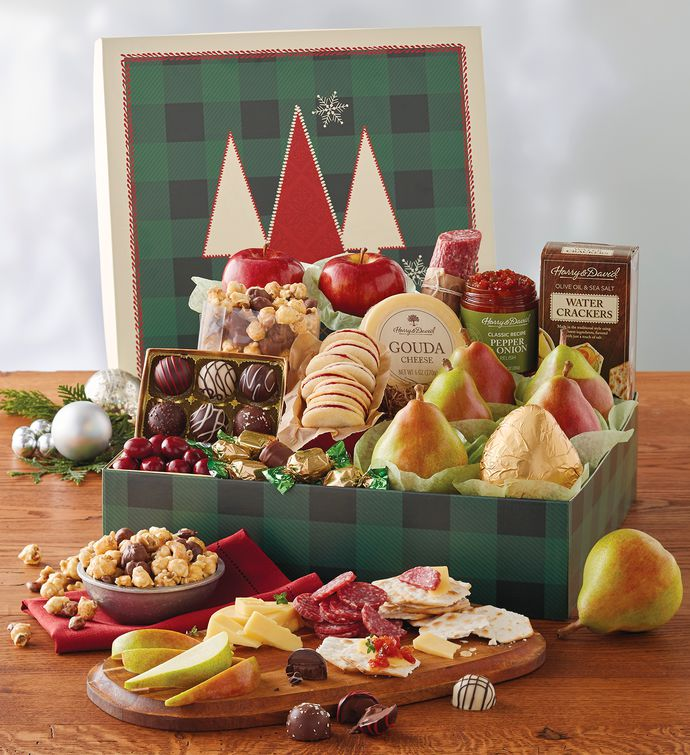 Gourmet Gift Boxes: Fruit & Food Gift Box Delivery | Harry & David