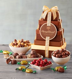 Tower of Chocolates Classic Gift