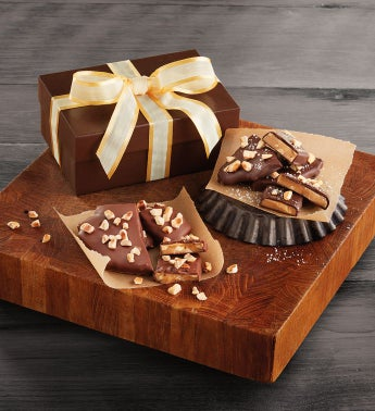 Toffee Nut Brittle Assortment