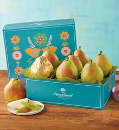 Easter Pear Gift Box