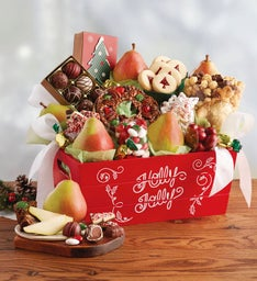 12-Month Fruit-of-the-Month Club® Medley Gift Basket Collection (Begins in December)