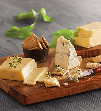 Artisan Cheese Assortment