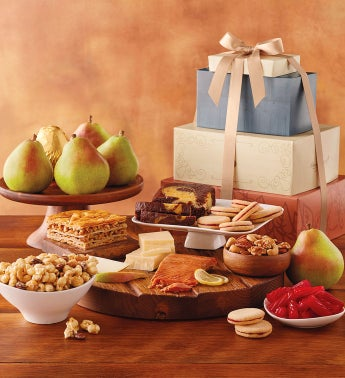 Summer Deluxe Tower of Treats® Gift