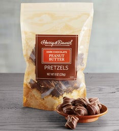 Dark Chocolate Peanut Butter Pretzel Bites (8 oz)
