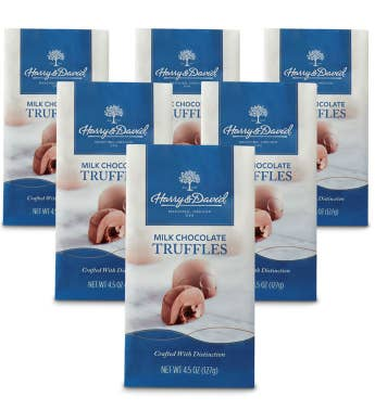 Milk Chocolate Truffles - 6 Bags