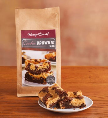 Cookie Brownie Mix