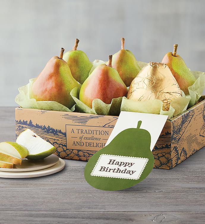 Happy Birthday Royal Verano Pears
