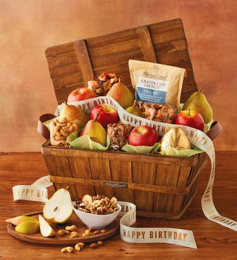 Birthday Picnic Gift Basket by Harry & David