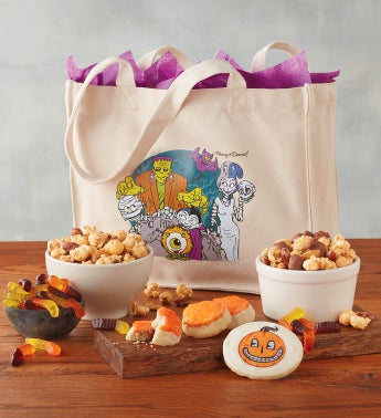 Trick-or-Treat Tote Gift