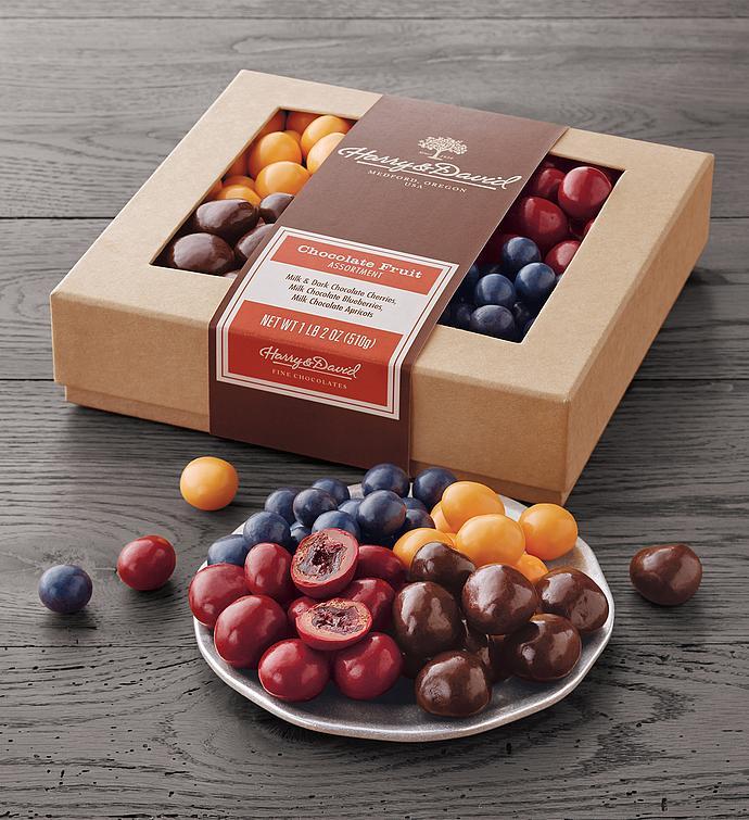 ChocolateCovered Fruit