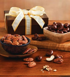 Chocolate Nut Assortment