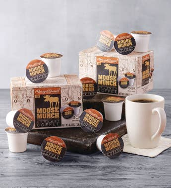 Moose Munch174 Single-Serve Coffee Two-Pack