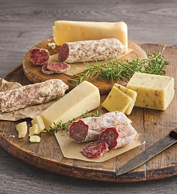 Charcuterie and Cheese Assortment