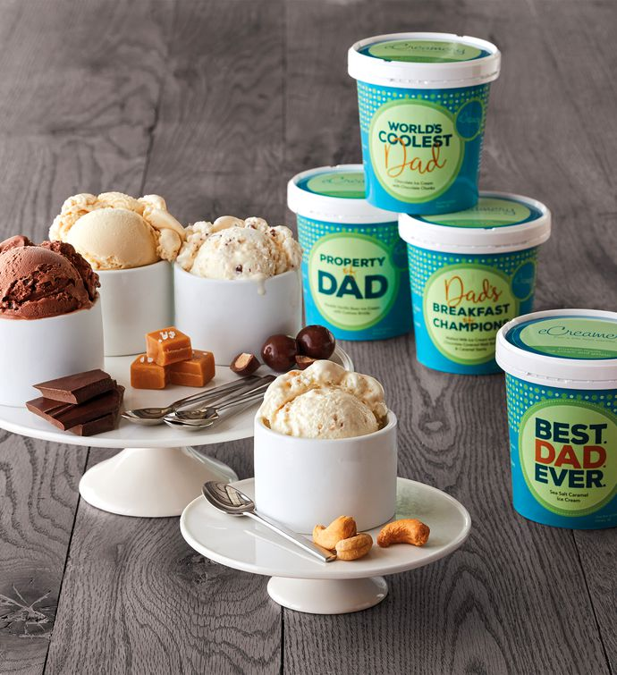 Fathers Day Ice Cream Assortment