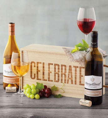 Celebration Wine Box