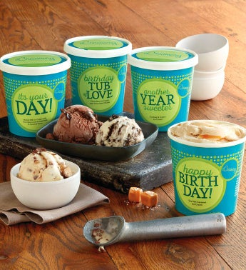 Birthday Ice Cream Assortment by Harry & David