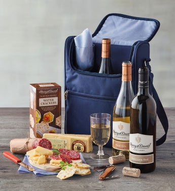 Wine And Cheese Picnic Gift Set SnipeImage