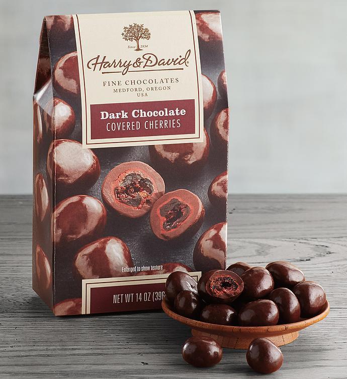 Dark Chocolate Cherries