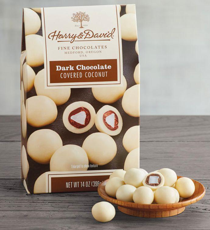 Dark ChocolateCovered Coconut