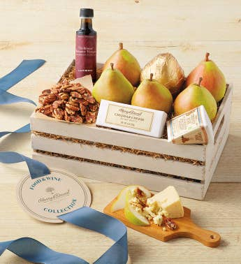Food  Winetrade Pear and Blue Cheese Salad Kit