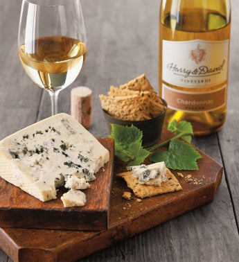 Sartori174 Gorgonzola Cheese and Harry  David Chardonnay