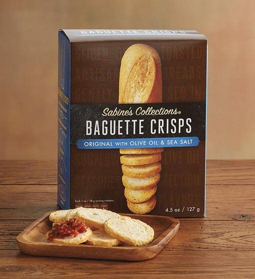 Sea Salt Baguette Crisps