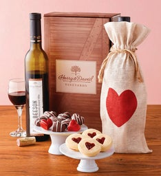 Cookies and Wine Gift